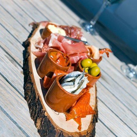 Sleeuwijk, Holandia: Tapasplank, heerlijk voor bij de borrel