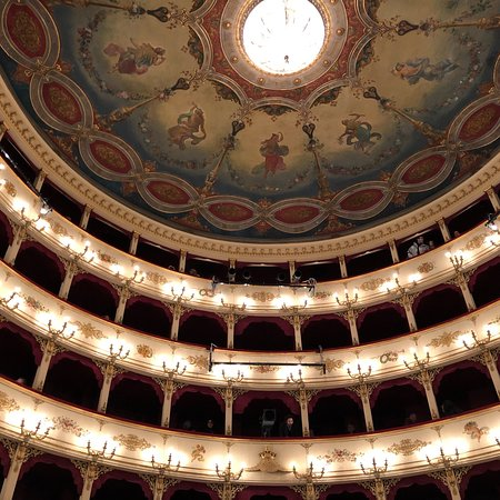 Teatro Rossini (Pesaro) - 2018 All You Need to Know Before ...