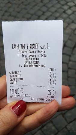 Caffe delle Arance: 20180304_113336_large.jpg