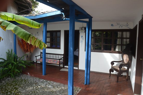 Hacienda- Hosteria Chorlavi Image
