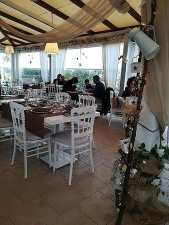 Il Ginepro : Sala ristorante