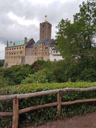 Wartburg Castle: Borgen set på afstand