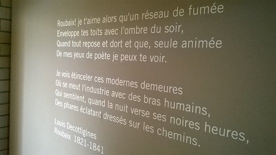 Citation De Louis Decottigines Picture Of Musee La Piscine