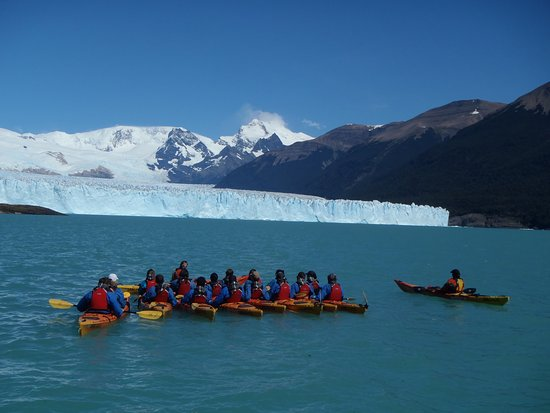 Tour in kayak Perito Moreno