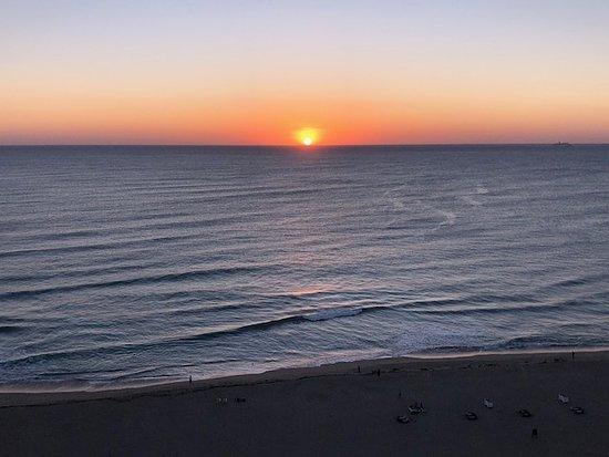 Marriott's Oceana Palms: Amazing view from balcony.