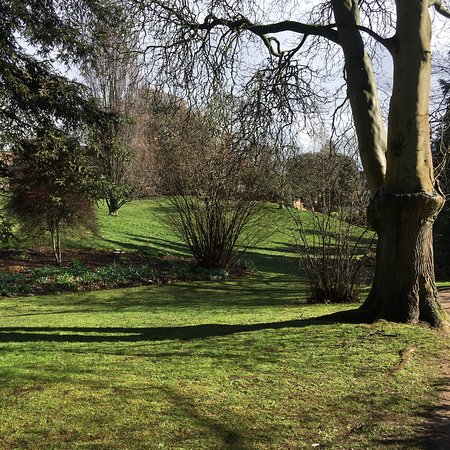 Royal Fort Gardens: City centre tranquility