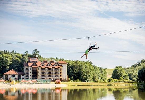 Buhta Vikingiv Rope Park