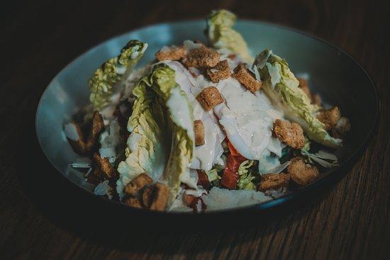 Arendonk, Βέλγιο: Caesar salade