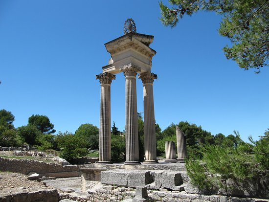 Site Archeologique de Glanum