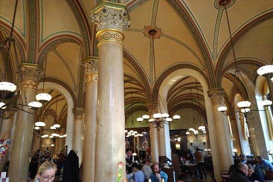 Cafe Vienna International Coffee
