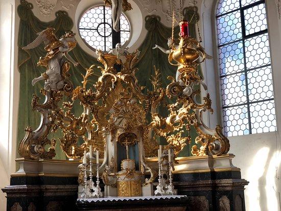 Heusenstamm, Germany: Kirche St. Cäcilia