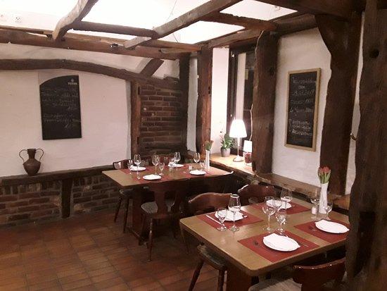 Italienische Mediterrane Küche - Bild von Zum Hirsch, Willich ...