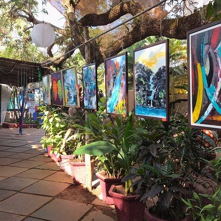 Artjuna Garden Cafe: photo1.jpg