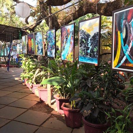 Artjuna Garden Cafe: photo2.jpg
