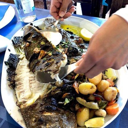 Asador el Bodegon: Simply ! perfect food