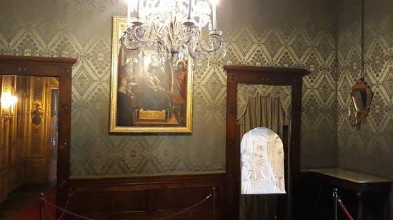 Camera da letto di Carlo Alberto - Foto di Palazzo Reale, Torino ...