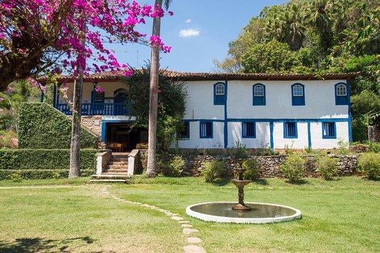 Santana dos Montes, MG: A fazenda