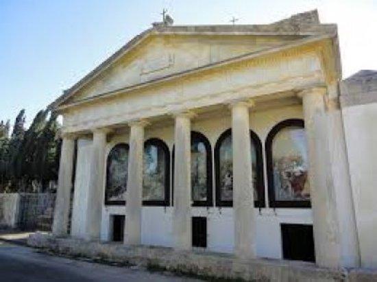 Specchia, Italy: Cripta Madonna del Passo