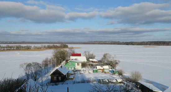 Sebezh, Rosja: Себе Ж. Февральская лазурь