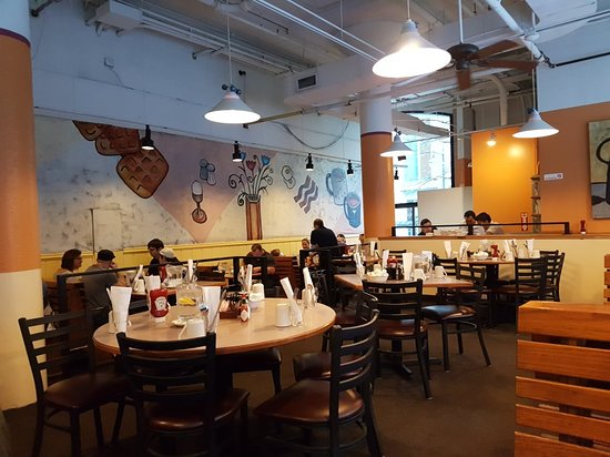 West Egg Cafe Chicago Review