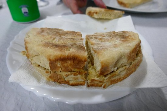 Paul do Mar, Portugal: Bolo de Caco