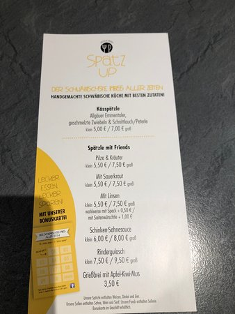 Spatz Up, Dusseldorf - Restaurant Reviews, Phone Number & Photos ...