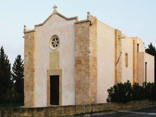 Specchia, Italie : Chiesa di San Nicola di Myra