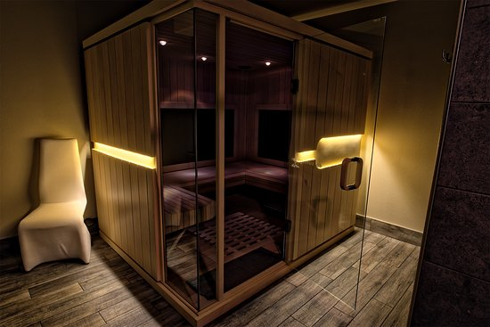 Sunlighten Mpulse Full Spectrum Infrared Sauna Picture Of Luna