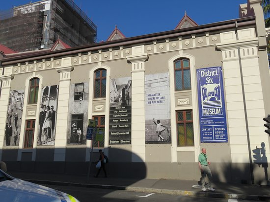 District Six Museum: Museo