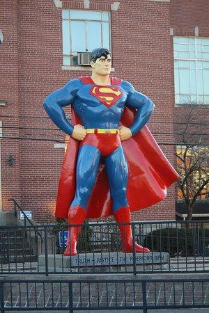 Metropolis, IL: Superman