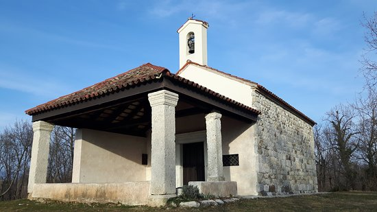 San Daniele del Friuli, Italy: chiesetta di San Giacomo