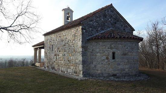 Chiesetta di San Giacomo (Villanova): Chiesetta di San Giacomo