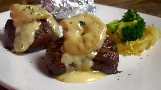 Alexandria, PA: Surf and Turn with Bearnaise sauce