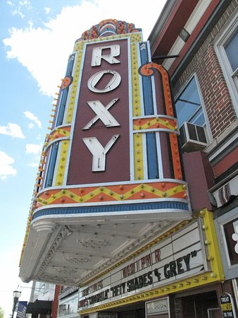 Northampton, PA: The classic Roxy Theatre.