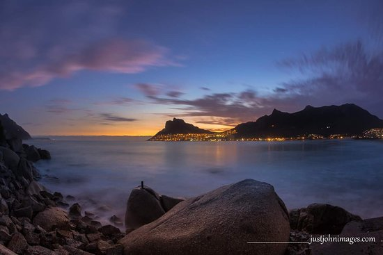 Hout Bay, South Africa: The Bay