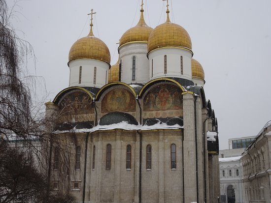 Cathedral Square: Успенский Собор