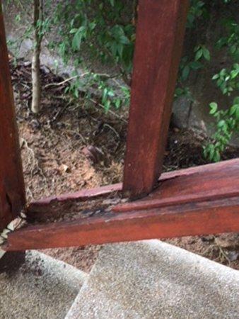 Samui Tonggad Resort: Aufgang zum Zimmer