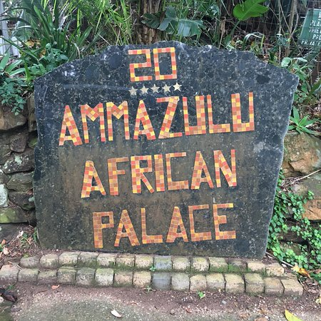 Kloof, Νότια Αφρική: Ammazulu African Palace