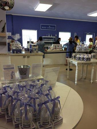 Stanstead, Canadá: Bleu Lavande Boutique