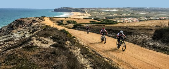 Sintra, Portekiz: Mountain Bike in Portugal