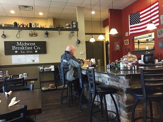 Spring Grove, IL: Pleasant atmosphere and delicious food
