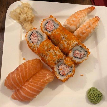 sushi haus deutz k ln restoran yorumlar tripadvisor. Black Bedroom Furniture Sets. Home Design Ideas