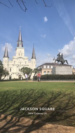 Free Tours by Foot: The beginning on the French Quarter Tour