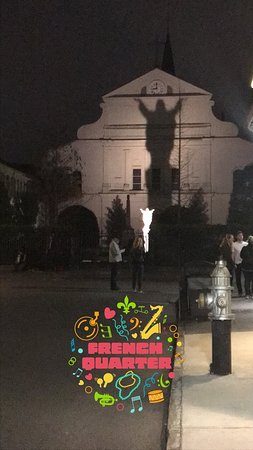 Free Tours by Foot: The ghost tour was thrilling!
