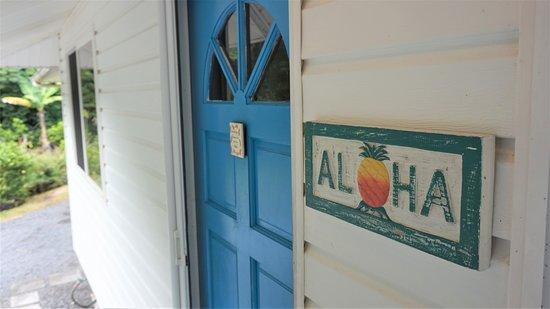 Keaau, Hawái: Ohana Cottage