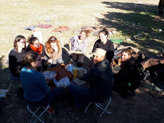 Equi Evasion: Cooking classes in the nature