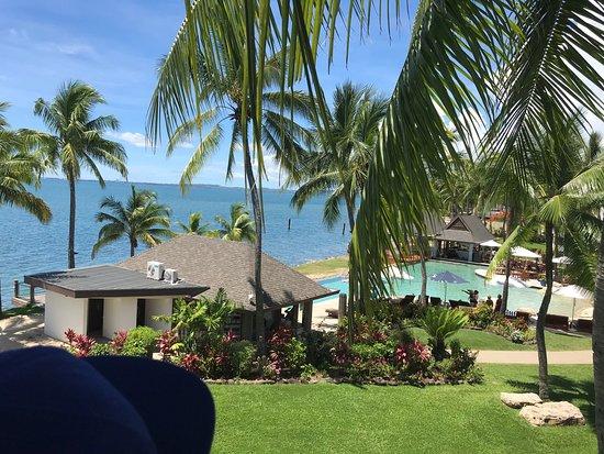 Sheraton Denarau Villas: View from one balcony