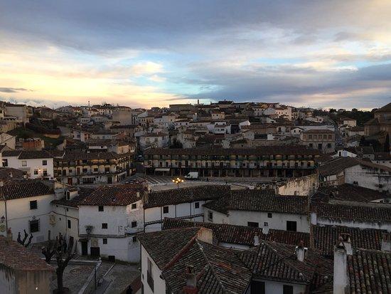Mirador de la Iglesia: Con vistas a la Plaza Mayor