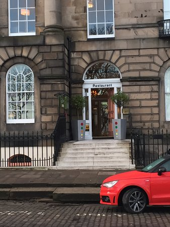 Picture of 21212 restaurant edinburgh for 3 royal terrace edinburgh eh7 5ab
