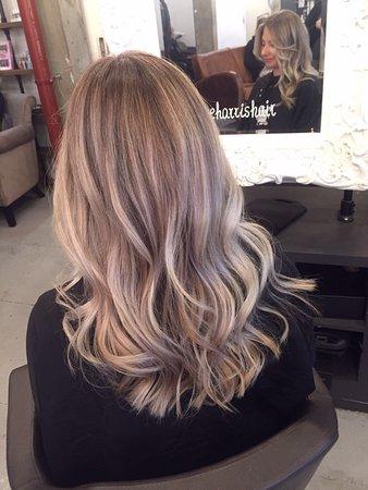 Soft Blonde Hair